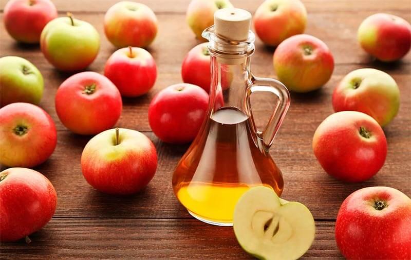 ocet jabłkowy działanie