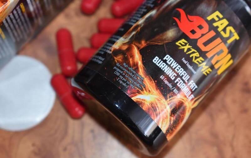 fast burn extreme działanie