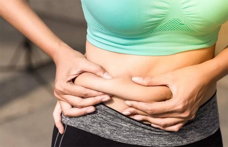 odchudzanie z brzucha