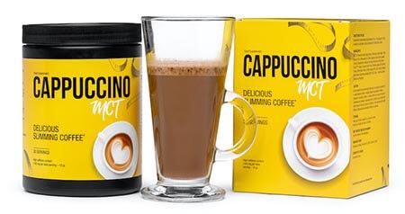 cappuccino mct przygotowanie
